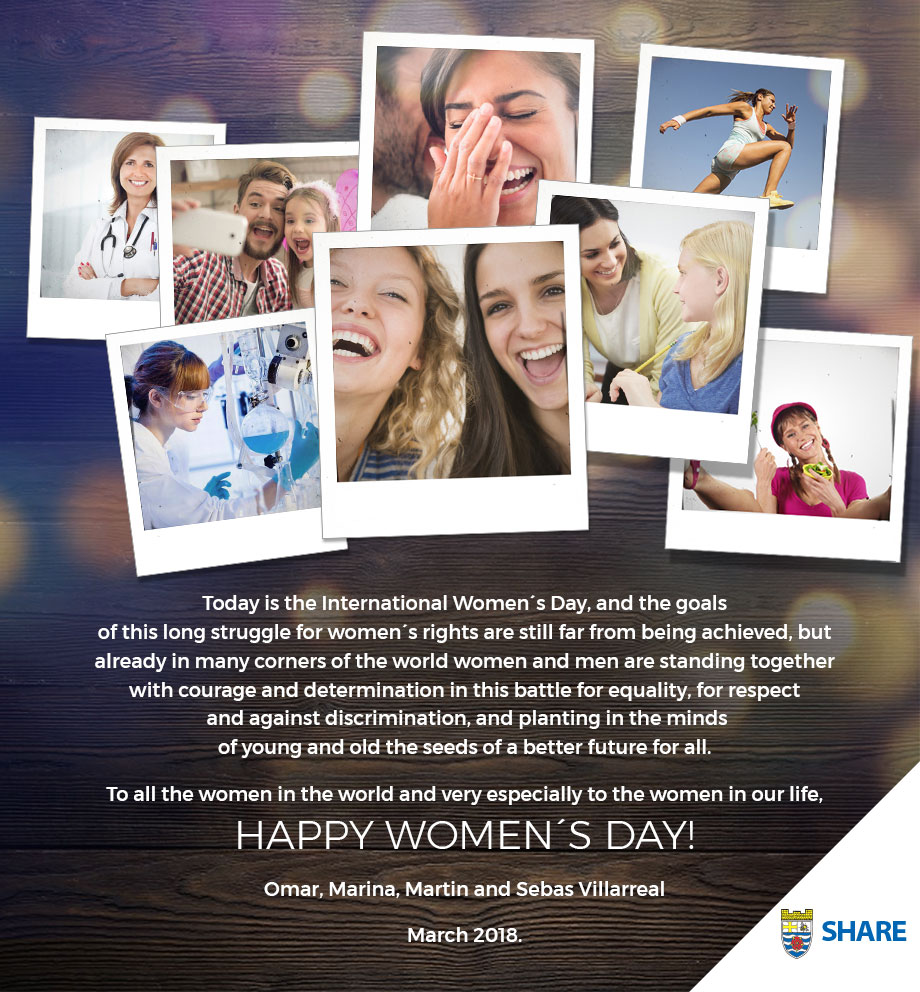 Happy Woman´s Day